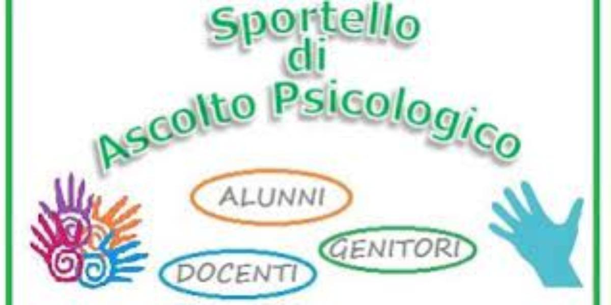 SPORTELLO DI SUPPORTO PSICOLOGICO