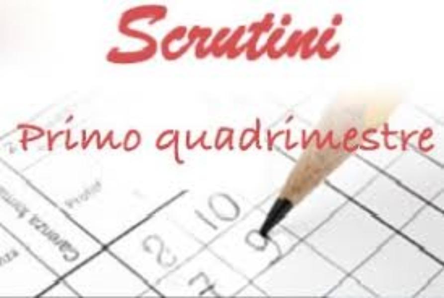 VALUTAZIONI PRIMO QUADRIMESTRE a.s. 2019/2020